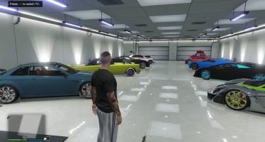 Новый баг в ПК-версии GTA 5 - исчезают автомобили в полном гараже; советы Rockstar как избежать бага; скорый выход нового патча