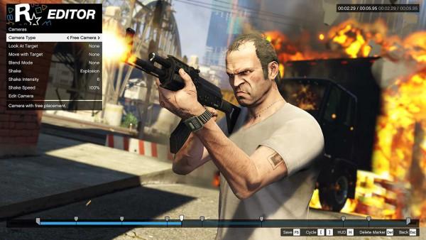 Добро пожаловать в редактор Rockstar