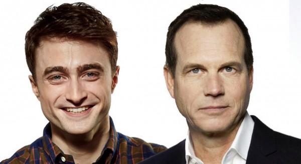 Дэниэл Рэдклифф и Билл Пэкстон утверждены на главные роли в фильме BBC о разработке серии Grand Theft Auto