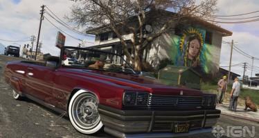 Grand Theft Auto 5 на ПК