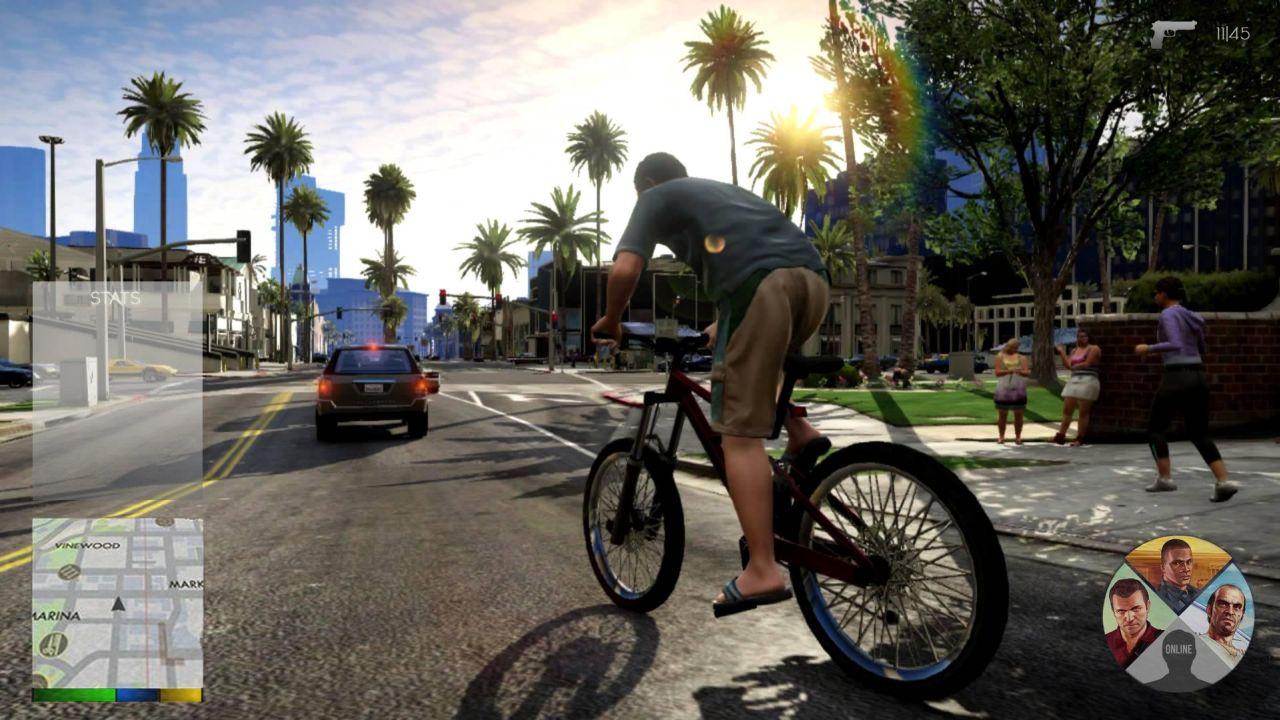 GTA 5 на PC вылетает при смене персонажа