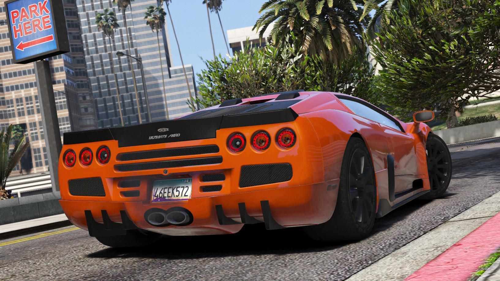Как сохранить машину в GTA 5