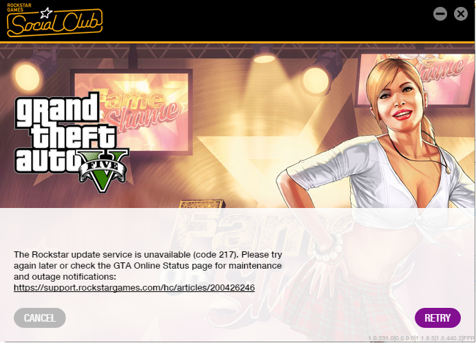 Проблемы с GTA 5 PC