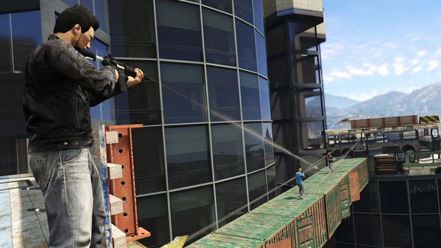 Rockstar Games одобрила 10 новых работ для GTA Online