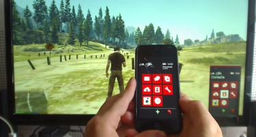 Современное приложения для iPhone позволяет управлять мобильным телефоном в GTA 5