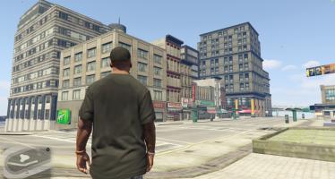 Новые «старые» города в GTA 5