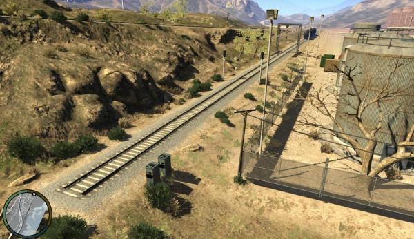 Редкие скриншоты бета-версии GTA 5