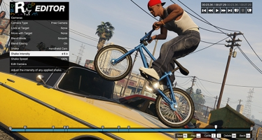 Советы по работе с редактором Rockstar: эффекты камеры и звуковое сопровождение
