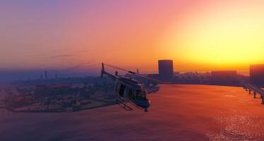 Карту Вайс-Сити перенесли в Grand Theft Auto 5