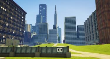 Создается карта Либерти-Сити для GTA 5