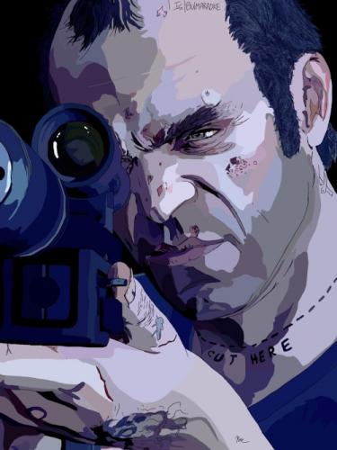 Фанатское творчество: кино в GTA, напечатанная на 3D-принтере модель Джона Марстона, L.S. Noire и другие интересные работы