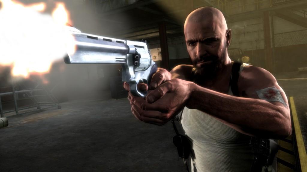 Оружие в Max Payne 3