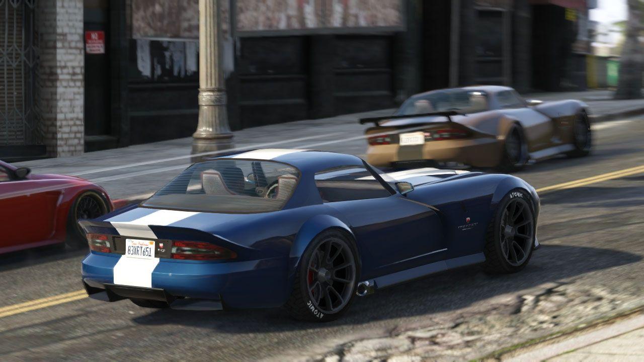 В GTA Online исчез транспорт