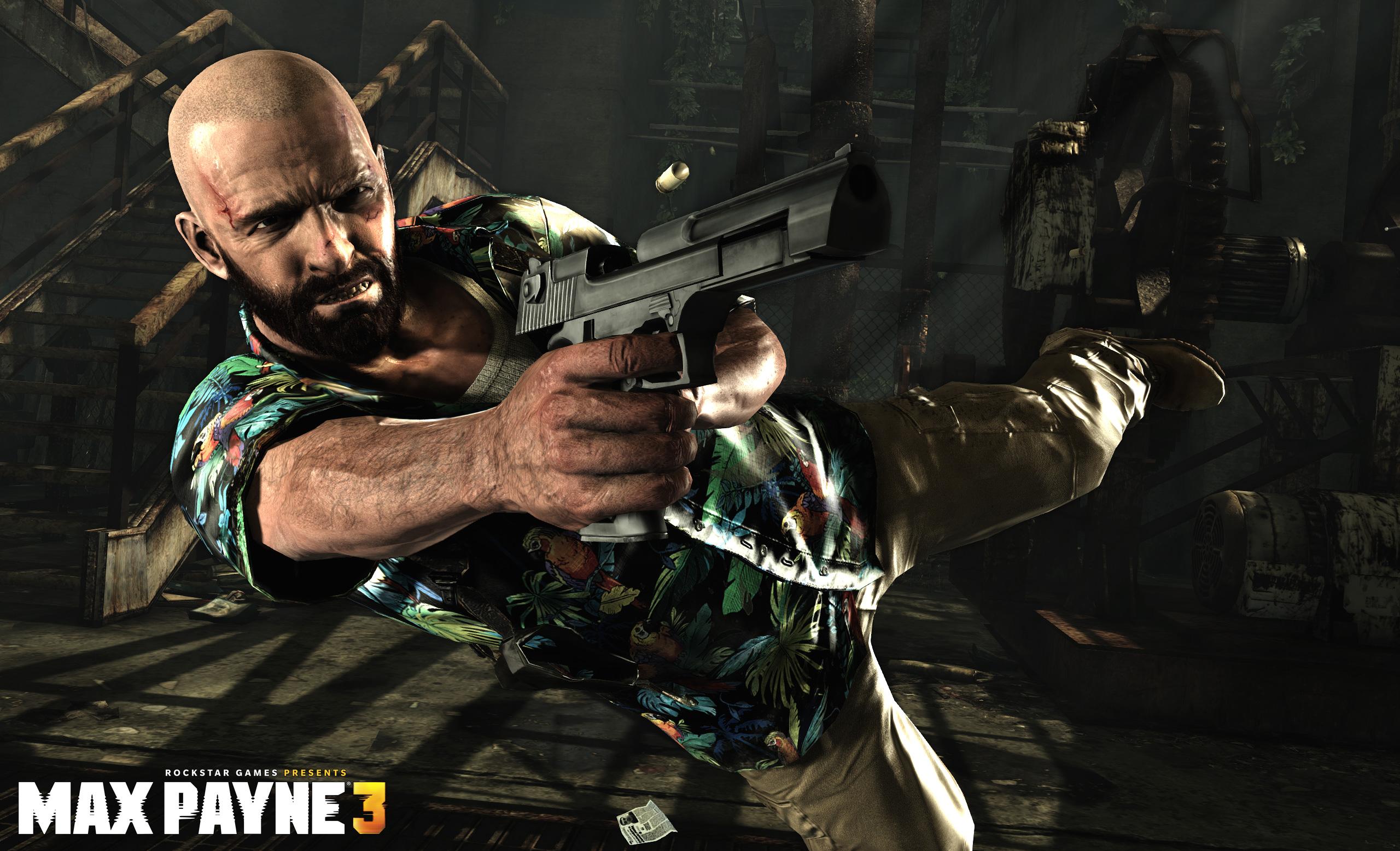 Max Payne 3: русская озвучка