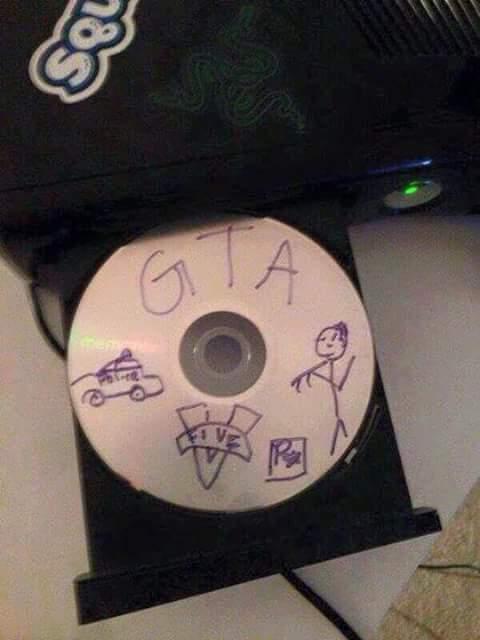 Как установить GTA 5 на PS3