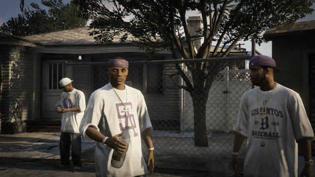 Состав банды в GTA Online
