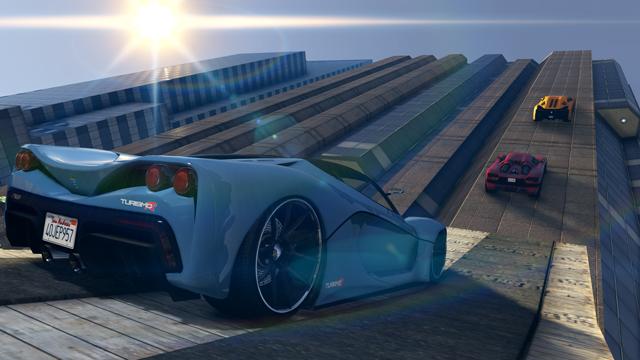 Пользовательские плейлисты для GTA Online: Z-Games Rallycross, веселуха на берегу озера Вайнвуд и многое другое