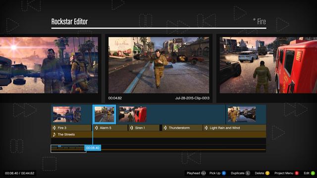 В сентябре пользователи PS4 и Xbox One получат долгожданный доступ к видеоредактору Rockstar