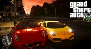 Замена транспортных средств в GTA 5