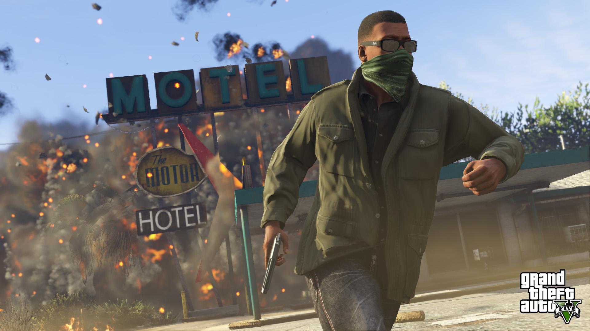 Журналисты снова задали вопрос Take-Two о выходе сюжетного DLC для GTA 5