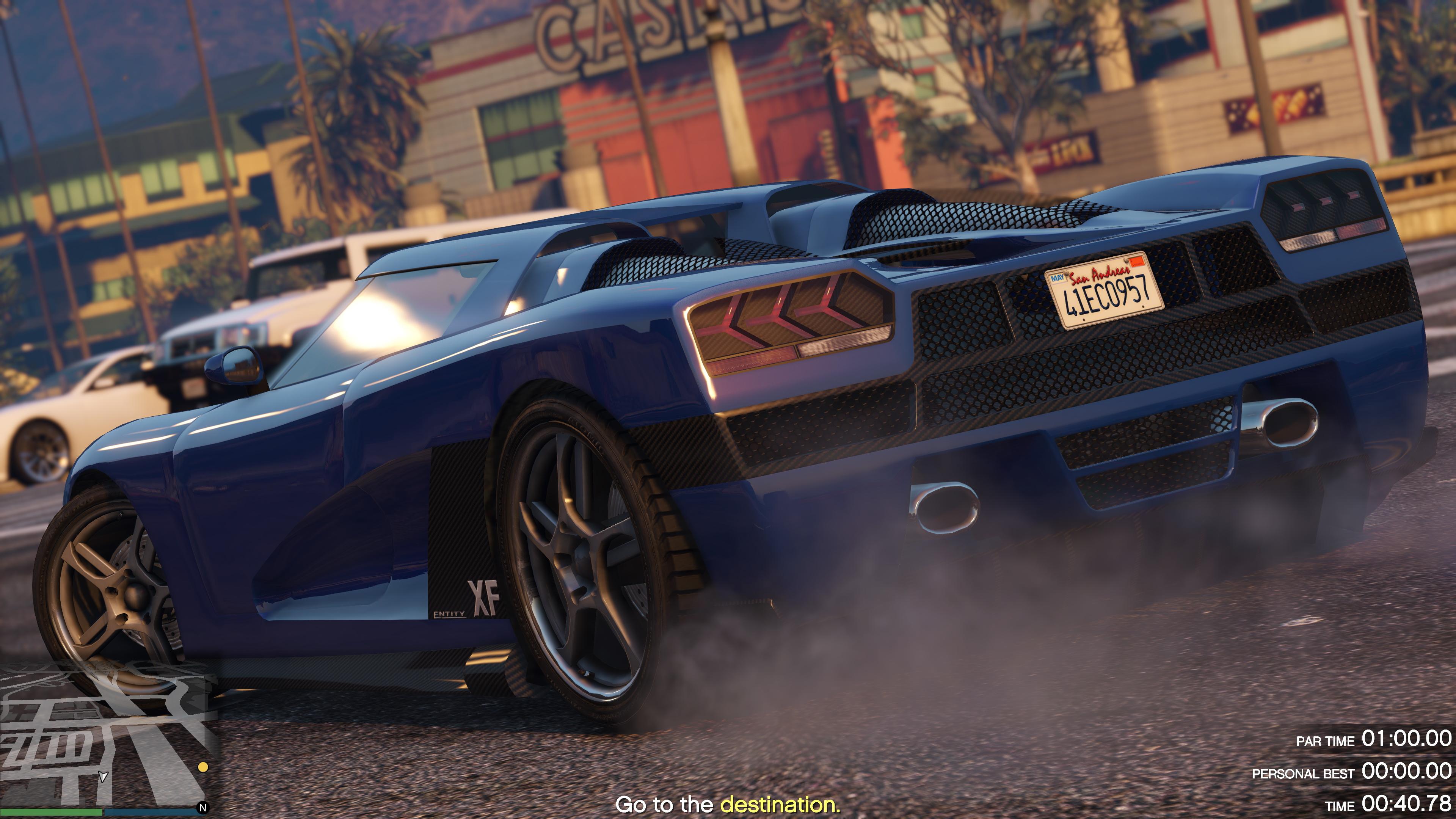 GTA 5 Online в будущем