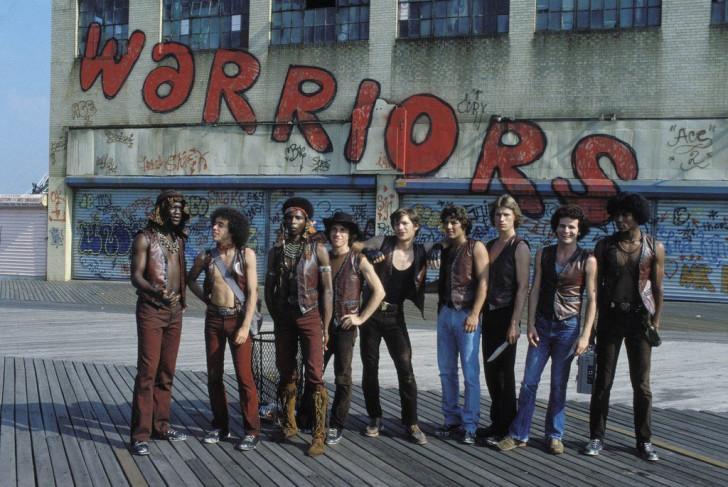 Встреча The Warriors на Кони-Айленд в это воскресенье, 13 сентября