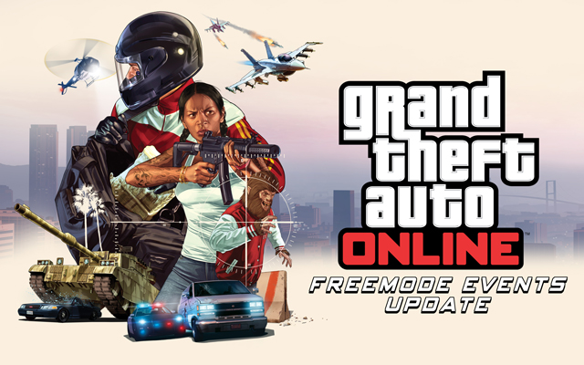 Вышло обновление для GTA Online «Особые события в свободном режиме» для PS4, Xbox One и PC