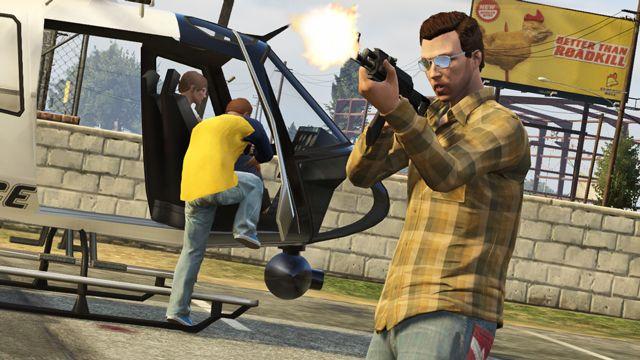Фикс для кооперативных миссий и новый контент появится в GTA Online уже в ближайшее время