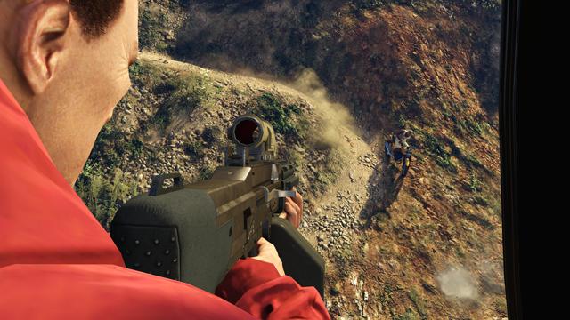 Советы Rockstar: особые события в свободном режиме, часть 3