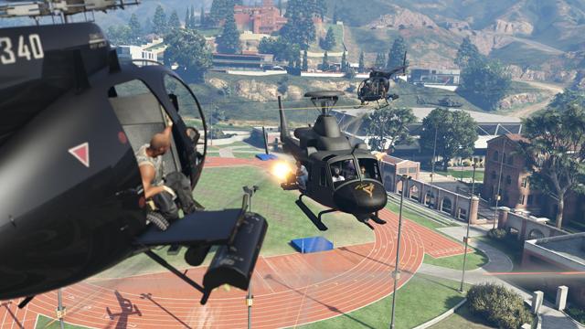Советы Rockstar: особые события в свободном режиме, часть 2