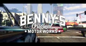 GTA Online: Лоурайдеры — автомастерская Бенни — трейлер