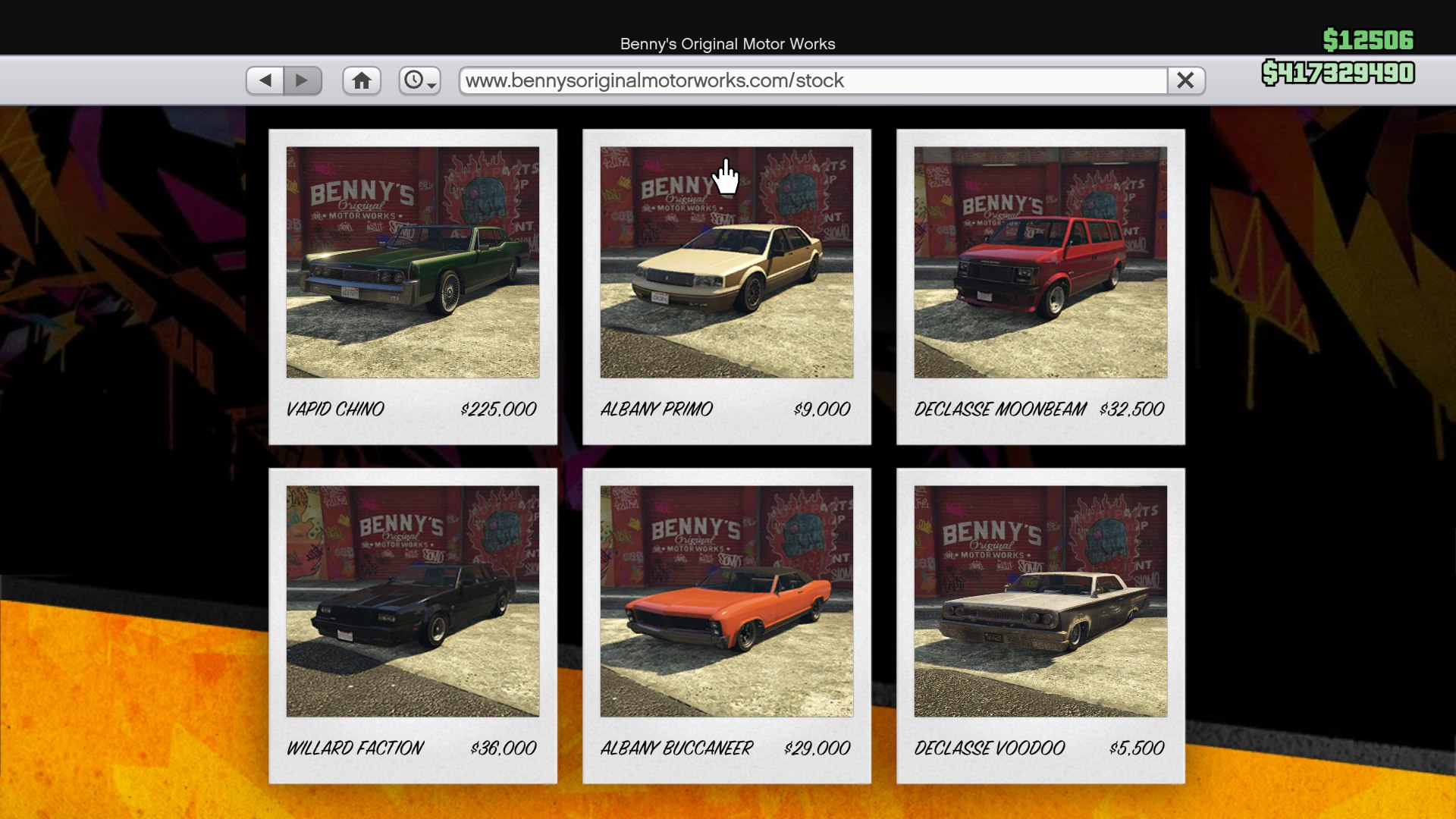 Обновление «Лоурайдеры» для GTA Online