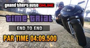 Как выиграть конкурс по заезду на время в GTA Online на этой неделе – от конца до конца