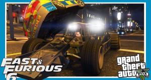 В GTA 5 воссоздали сцену из Форсажа 6