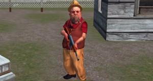 Храбрый парень играет во все игры-клоны  GTA, которые можно найти на  App Store.