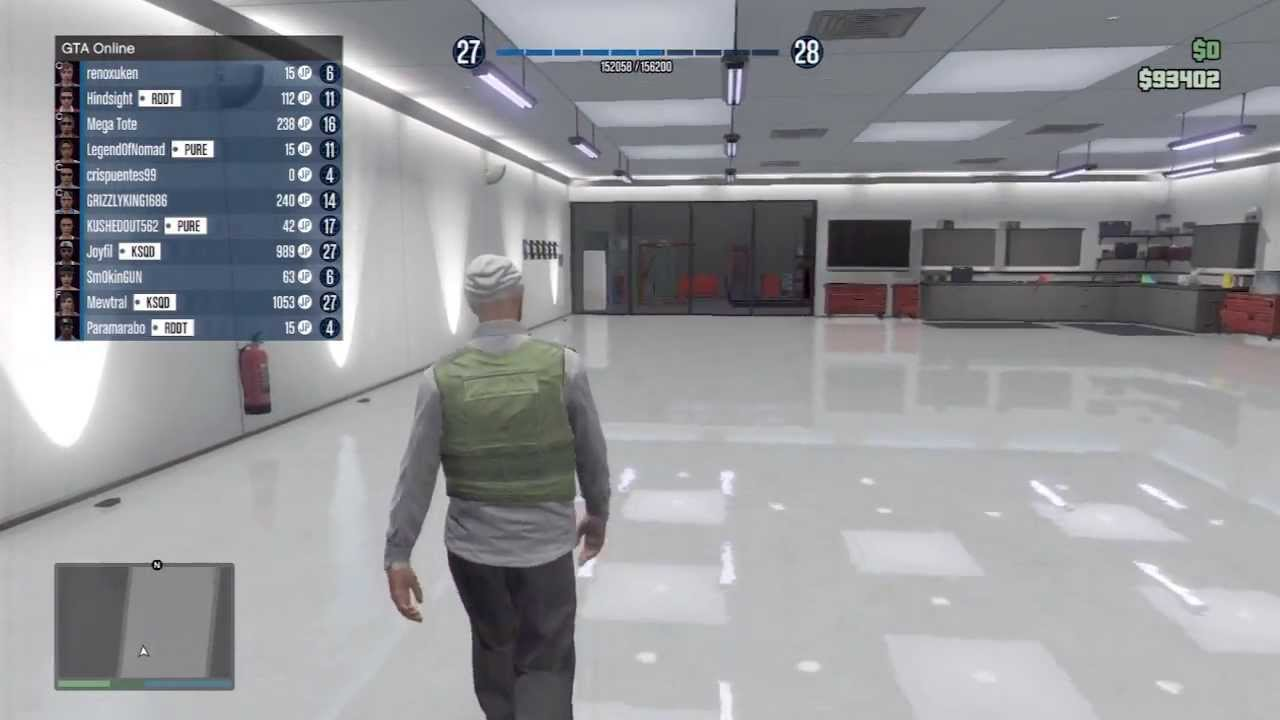 Пустые магазины в GTA Online