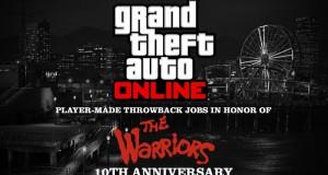 Пользовательские дела в GTA Online: годовщина выхода The Warriors