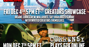Официальные трансляции Rockstar: встреча с CURREN$Y, одним из создателей саундтрека GTA V, и подборка интересных пользовательских дел
