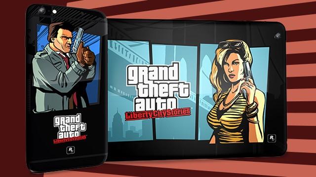 Розыгрыш iPhone 6 Plus и iPad Mini 4 от Rockstar Games в честь выхода GTA LСS на iOS
