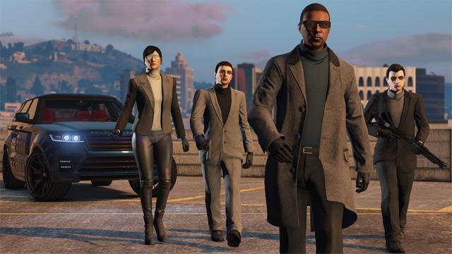 Как стать боссом в GTA Online
