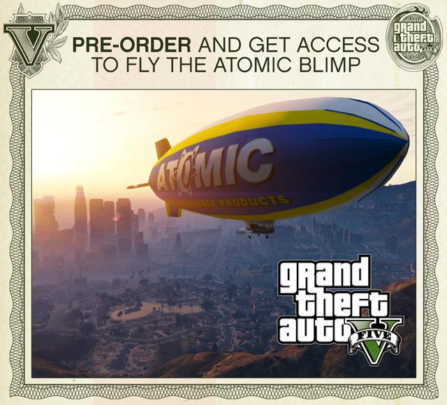 Специальное издание и коллекционное издание Grand Theft Auto V – оформить предварительный заказ можно уже сегодня