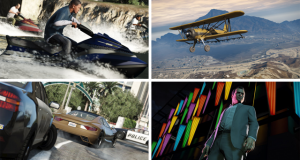 Новые скриншоты GTA V