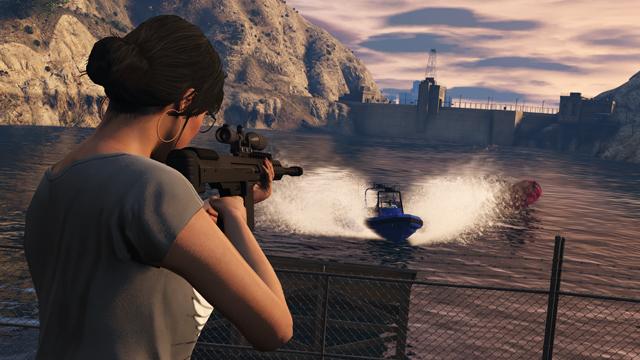 Увлекательные дела и испытания для снайперов, созданные в редакторе GTA Online