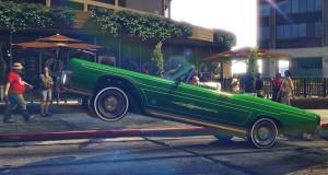 Слух: 15 марта выйдет обновление «Лоурайдеры 2» для GTA Online