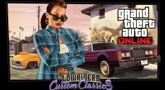 Трейлер обновления «Лоурайдеры: классика на заказ» для GTA Online