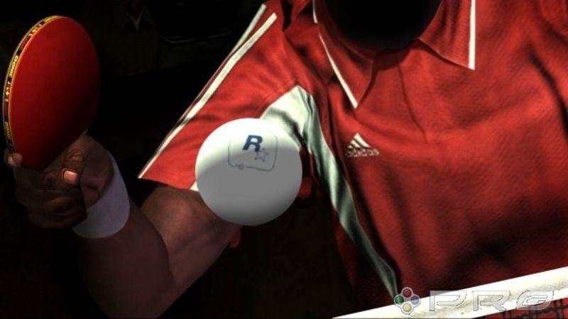 Rockstar Games Presents: Table Tennis 2