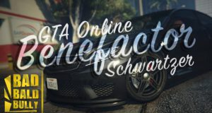 GTA 5 Online: Разбирают тачки по креативному