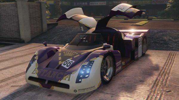 RE-7B для GTA 5