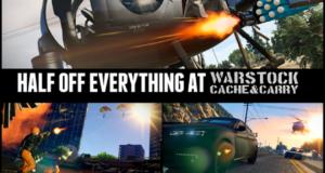 GTA Online Warstock