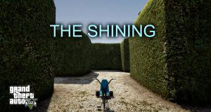 GTA 5 – The Shining   Rockstar Editor – El Serpe